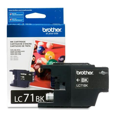 J Toner mfc j430w black ink cartridge 600 pages