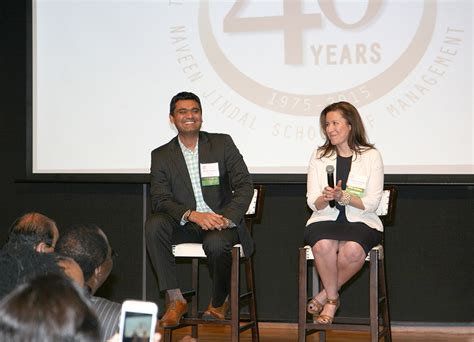 Jindal Scholarship For Mba by Jindal School Celebrates Generous Donors At 40th