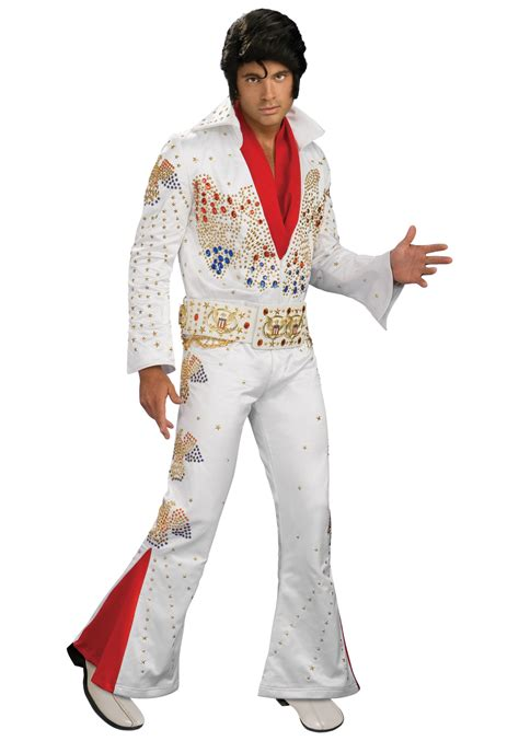 collector s elvis costume costumes