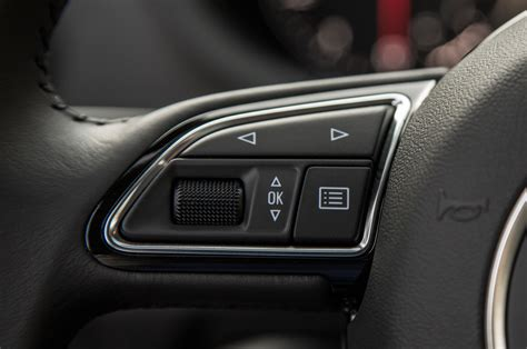 Audi A3 Interior 2015 by 2015 Audi A3 20t Quattro Interior Steering Wheel Buttons