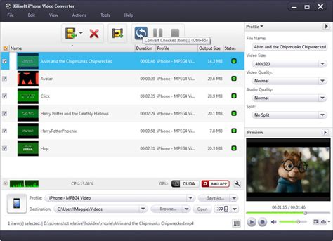 video format converter iphone xilisoft iphone video converter convert video to iphone