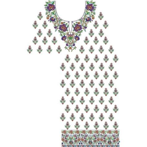 Design Embroidery Dress | full embroidered dress embroidery designs