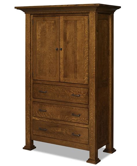 2 door armoire empire 2 door 3 drawer armoire amish direct furniture