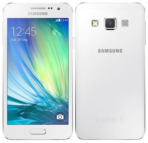 Samsung Galaxy A3 A300 Matte samsung galaxy a3 sm a300 price reduced in india to rs