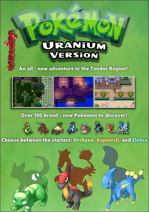 free pokemon full version download games pokemon uranium free download full version pc game setup