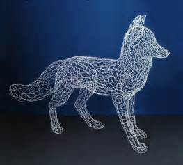 simply creative wire sculpture by ruth jensen