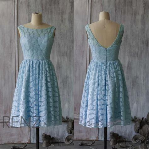 lace light blue bridesmaid dresses 2015 light blue lace bridesmaid dress blue wedding dress
