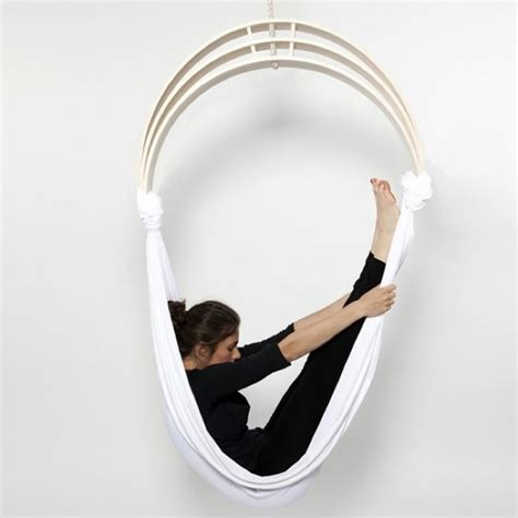 yoga couch flexible zen circus yoga chair digsdigs