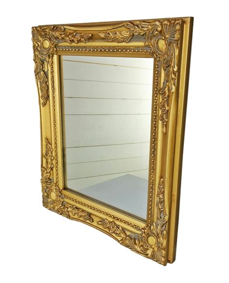 spiegel gold barock wandspiegel barock gold holz