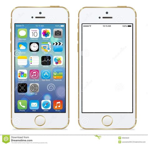 Illustrations For Iphone 5 5s iphone 5s editorial stock photo image of messages icon 33603503