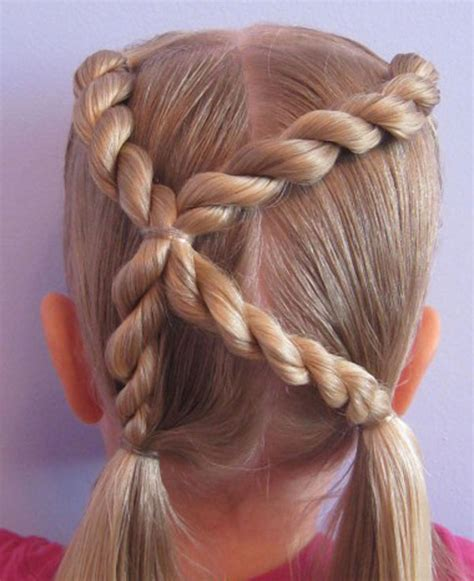 hairstyles braids cool cool fun unique kids braid designs simple best