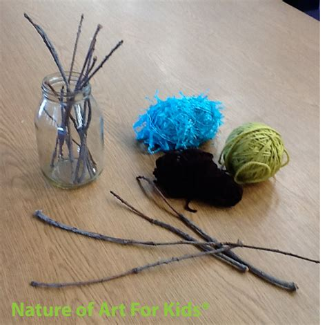 twig crafts for twig stick string craft projects for official