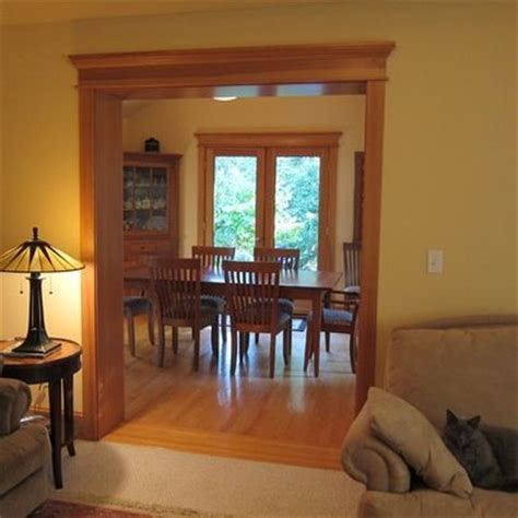 Decorating Ideas With Oak Trim 14 Best Images About Rooms With Wood Trim On