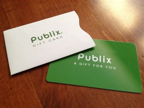 Gift Cards At Publix - 25 publix gift card ends 9 15 at midnight