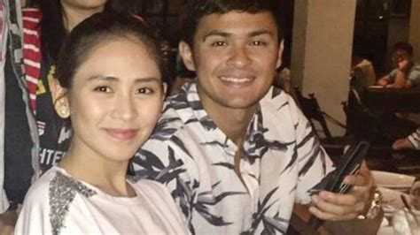 sarah g and matteo guidicelli sarah geronimo matteo guidicelli spend quality time