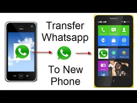 how to transfer whatsapp chats from android to iphone transfer whatsapp chats from phone to any new android phone including nokia x xplus xl