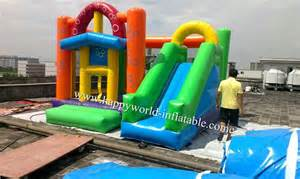 Cheap Bounce Houses by Cheap Bounce Houses Bounce Bouncy Castle With Slide Combo Of Item 105917781