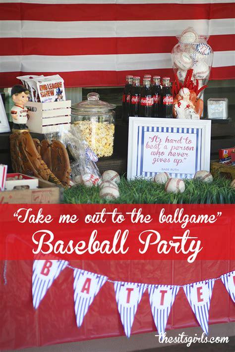 baseball theme decorations baseball theme ideas vintage baseball