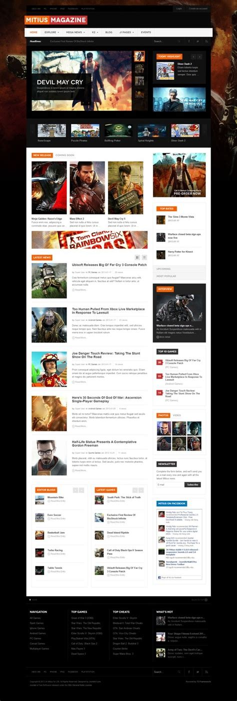 joomla theme t3 136 best joomla 2 5 templates images on pinterest joomla