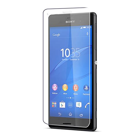 Tempered Glass Sony Xperia Sony Z3 Mini Belakang Anti Gores Kaca get a tempered glass xperia z3 compact highest quality