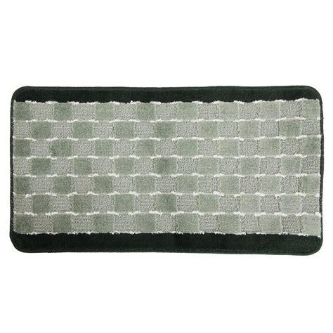 designer door mats chequered striped design door mat 6 colors ebay