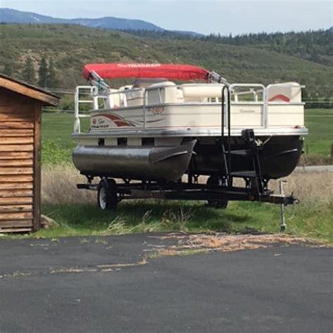 Patio Boat Accessories 2006 Suntracker Patio Boat California 96094 Ca