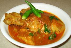 titillating tastebuds chicken curry