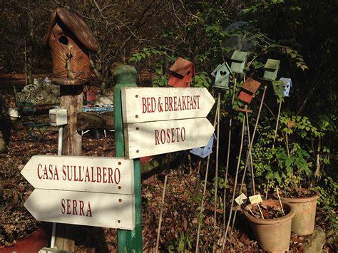 il giardino dei semplici cuneo casa sull albero toulipier il giardino dei semplici