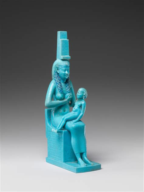Sandal Original Isran Isrin statuette of and horus ptolemaic period the