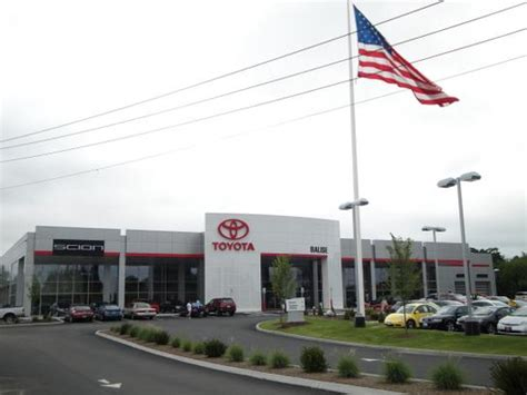 Ri Toyota Dealers Balise Toyota Of Warwick Warwick Ri 02888 Car