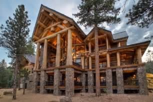 One Room Log Cabin Floor Plans Futuristic Home Innovation Design