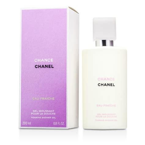Parfum Chanel Eau Fraiche chanel chance eau fraiche foaming shower gel fresh
