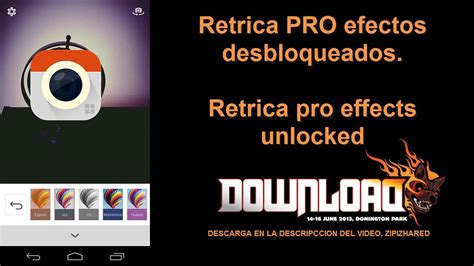 retrica full version apk free retrica pro apk full download youtube
