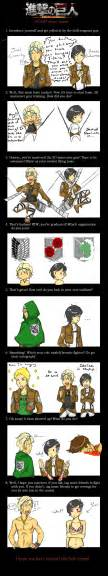 Attack on titan oc meme by ever fallen on deviantart