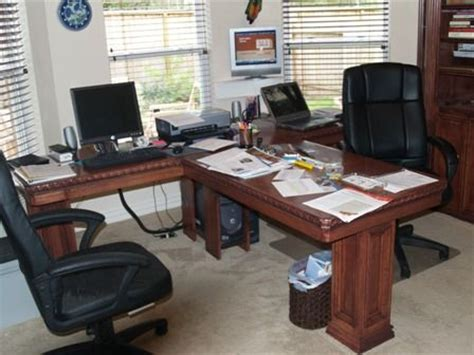 t shaped office desk t shaped desk for the office would be home