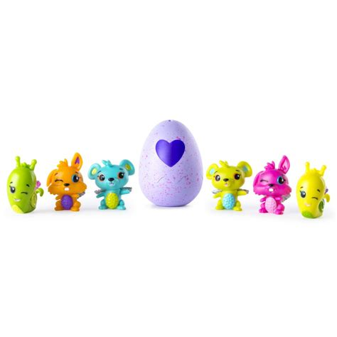 I Heard Love Is Blind Win The New Hatchimals Colleggtibles You Baby And I