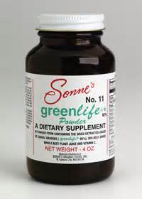 Sonne 7 Detox Directions by Sonnes Organic Foods Inc Since 1946 11 Greenlife