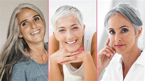 frisuren und stylingtipps fuer graue und weisse haare