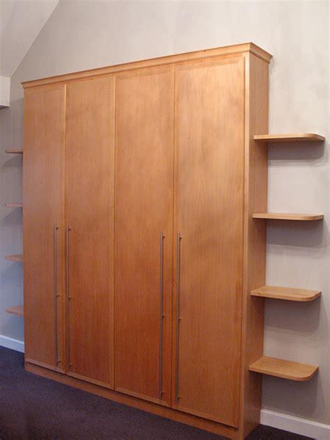 Beech Wardrobe - beech wardrobes and dressing room handmade bespoke