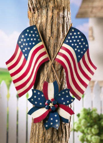 Patriotic Garden Decor 17 Best Images About Garden Decor Patriotic On Pinterest Patriots Plastic Canvas And
