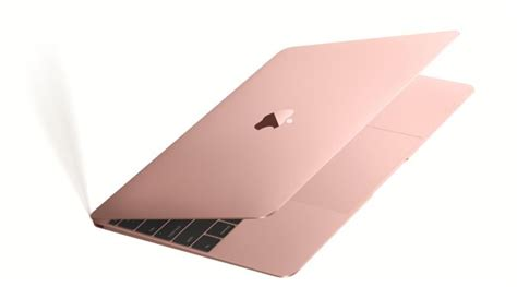 Macbook Gold Di Ibox apple refreshes macbook with skylake based m and new