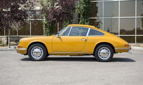 1969 Porsche 912   Weissach