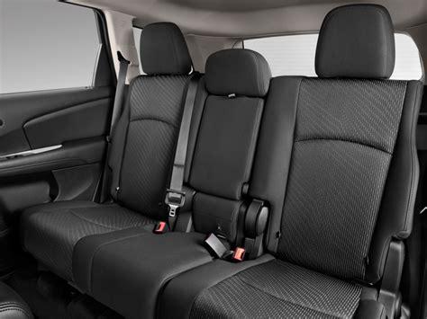 image  dodge journey fwd  door express rear seats