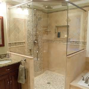deciding the best bathroom shower designs actual home