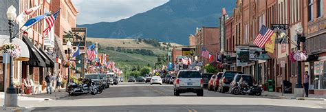 boat club whitefish montana montana department of commerce awards downtown improvement