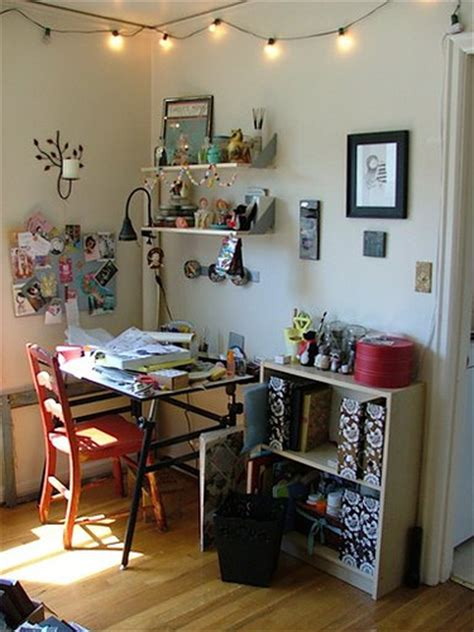 Small House Bliss Small Spaces Art Studio Home Remedies