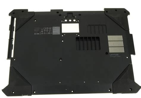 rugged cover parts njcff dell latitude 14 rugged 5404 laptop bottom base cover assembly parts dell cc