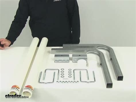boat trailer guides princess auto diy boat trailer guide ons do it your self