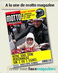 couverture magazine personnalis 195 169