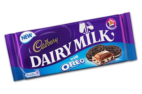 Cadbury Choc Oreo chocolate is in my blood food and drink technology